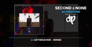 Second 2 None BY AKTHESAVIOR